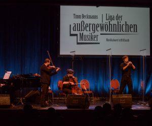 Timm Beckmanns Liga der außergewöhnlichen Musiker Altenessen Essen Zeche Carl